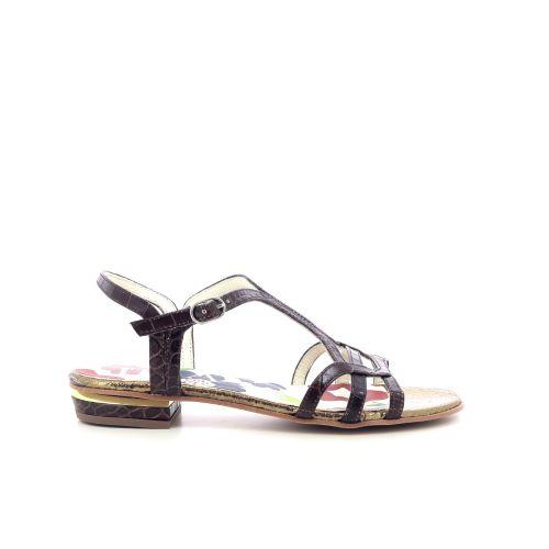 J'hay damesschoenen sandaal d.bruin 204421