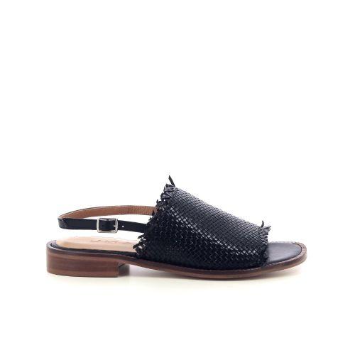 J'hay damesschoenen sandaal zwart 213437