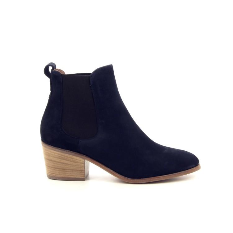 J'hay damesschoenen boots donkerblauw 188895