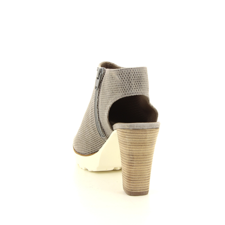 J'hay damesschoenen sandaal grijs 11572