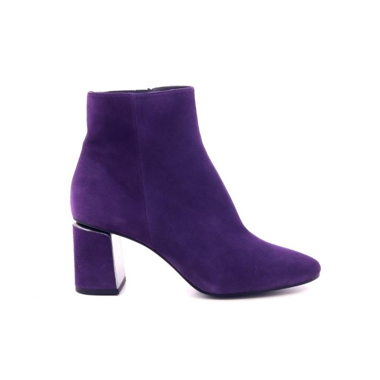 J'hay damesschoenen boots paars 199005