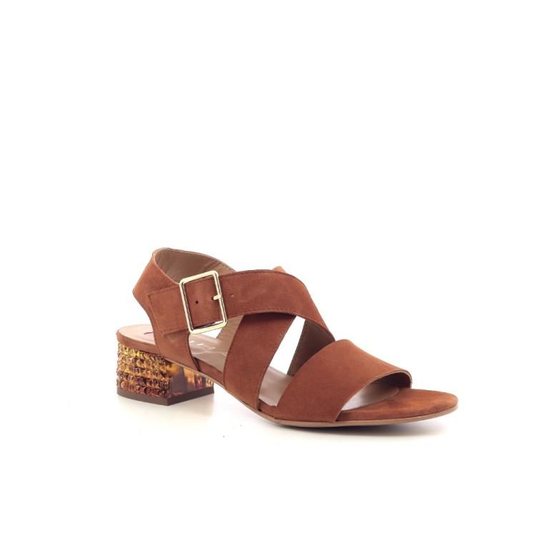 J'hay damesschoenen sandaal roest 204424