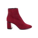 J'hay damesschoenen boots rood 199005