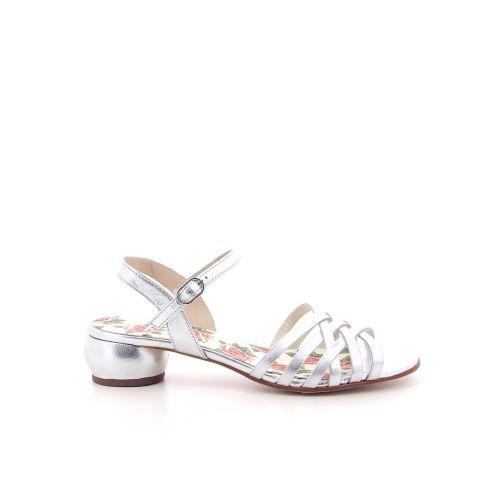 J'hay solden sandaal zilver 193808
