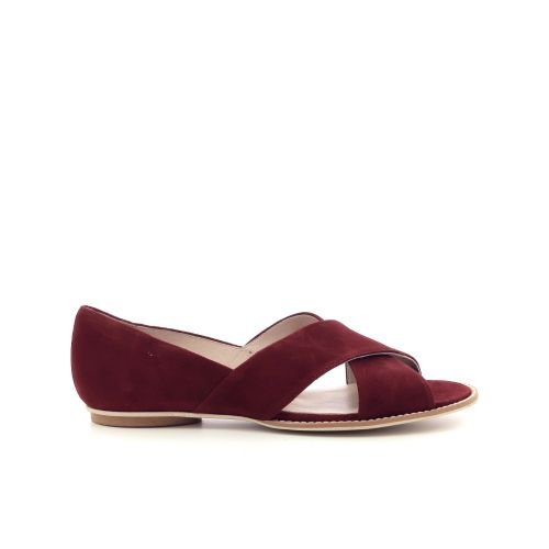 J'hay  sandaal steenrood 204416