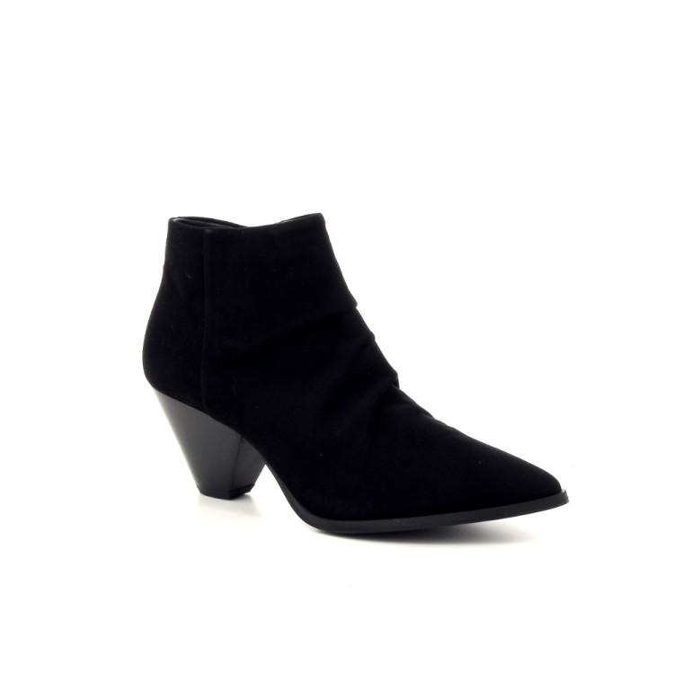 Janet & janet damesschoenen boots zwart 188702
