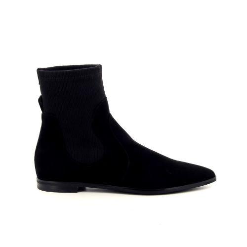 Janet & janet  boots zwart 188698