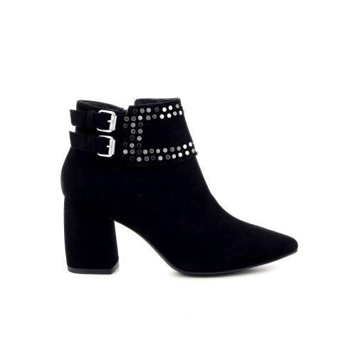 Janet & janet  boots zwart 188699