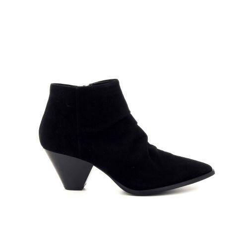 Janet & janet  boots zwart 188702