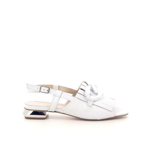Jeannot damesschoenen sandaal wit 184114