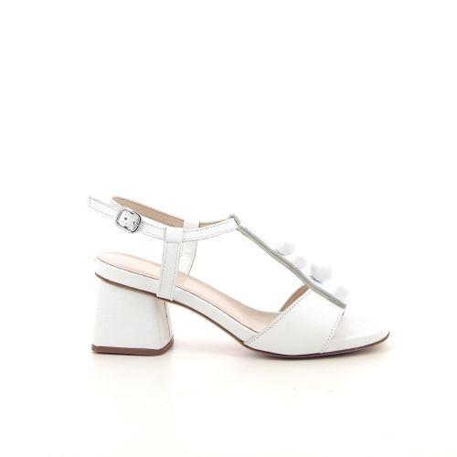Jeannot damesschoenen sandaal wit 195061