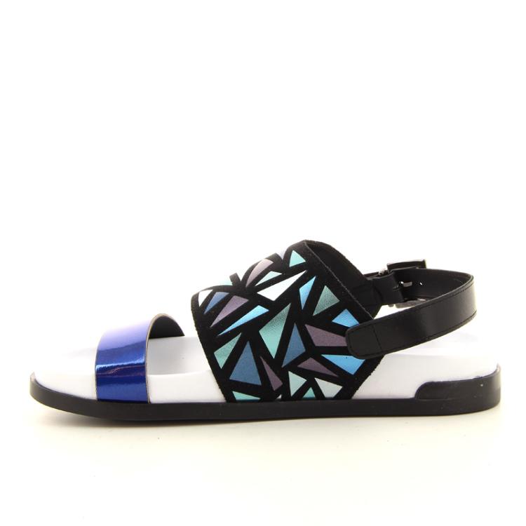Jeannot damesschoenen sandaal felblauw 12252