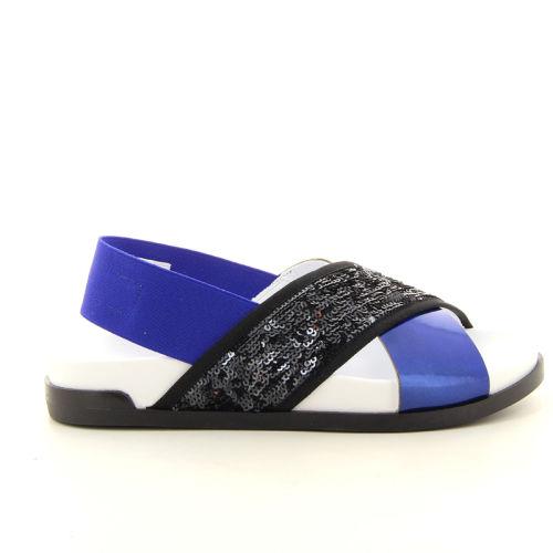 Jeannot koppelverkoop sandaal blauw 12253