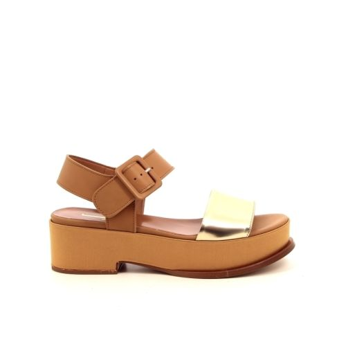 Jeannot koppelverkoop sandaal naturel 172477
