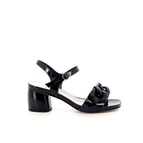Jeannot koppelverkoop sandaal zwart 184120