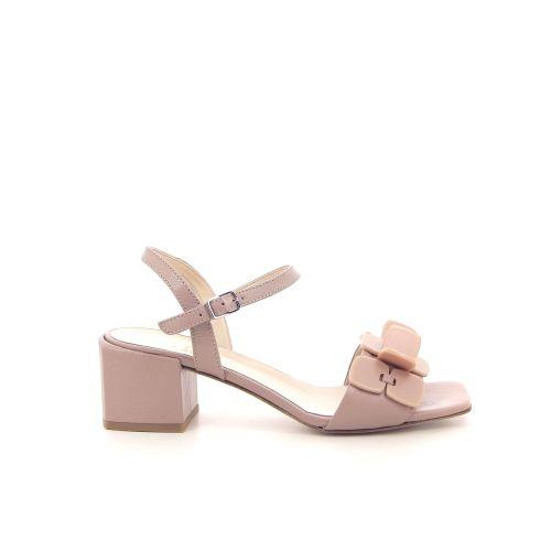 Jeannot solden sandaal poederrose 184116