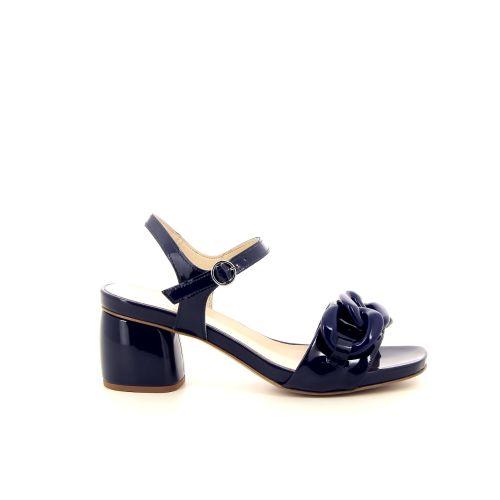 Jeannot solden sandaal zwart 184120