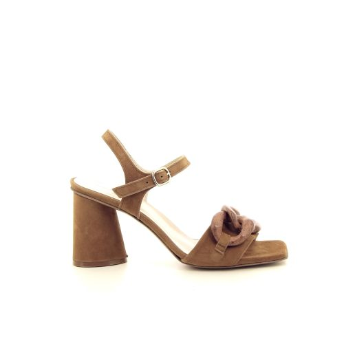 Jeannot solden sandaal zwart 195063