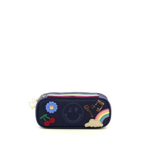 Jeune premier accessoires pennenzak blauw 207140