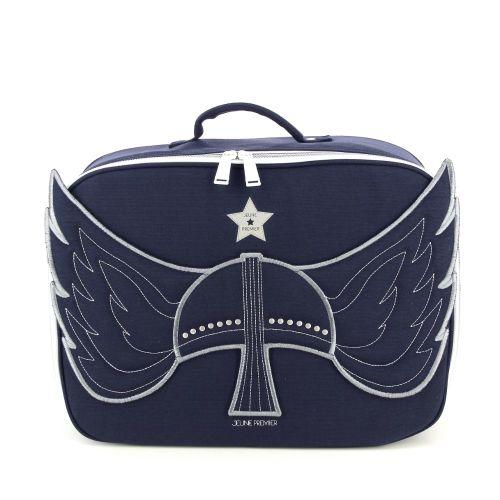 Jeune premier  koffer donkerblauw 197533