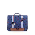 Jeune premier tassen boekentas blauw 197515
