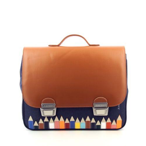 Jeune premier tassen boekentas donkerblauw 197536