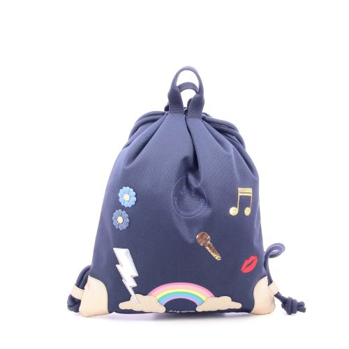 Jeune premier tassen rugzak donkerblauw 207109