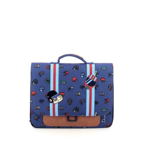 Jeune premier tassen boekentas donkerblauw 197515