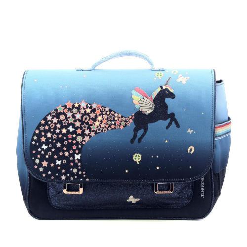 Jeune premier tassen boekentas donkerblauw 216323