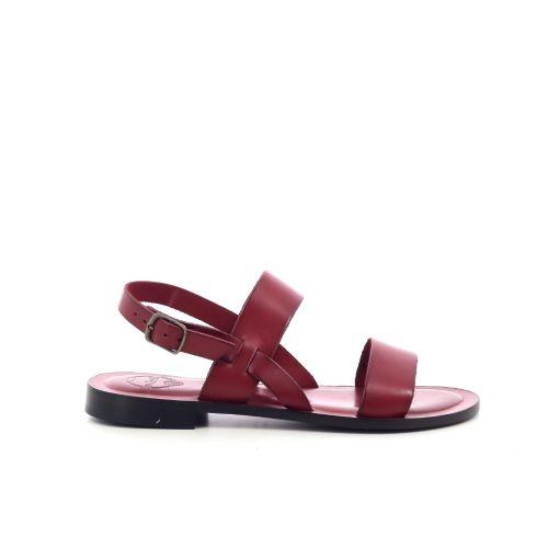 Joan the door  sandaal rood 206028