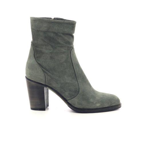 Julie dee damesschoenen boots kaki 214174