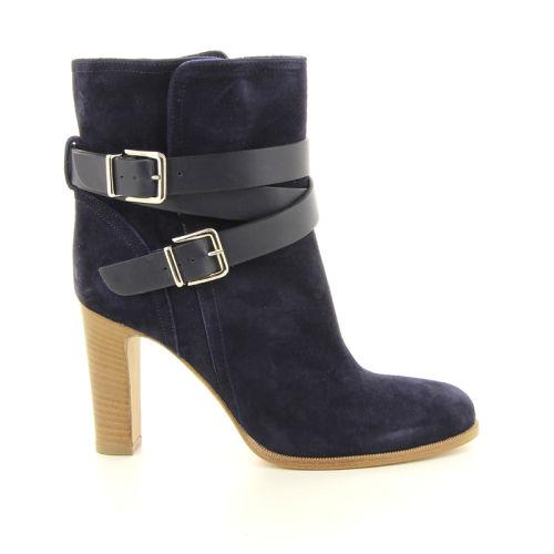 Julie dee  boots donkerblauw 13198