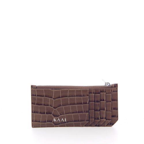 Kaai accessoires portefeuille beige 204268