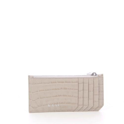 Kaai accessoires portefeuille poederrose 219473