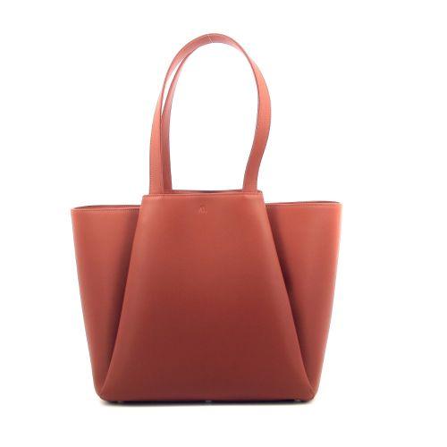 Kaai tassen handtas d.oranje 212631
