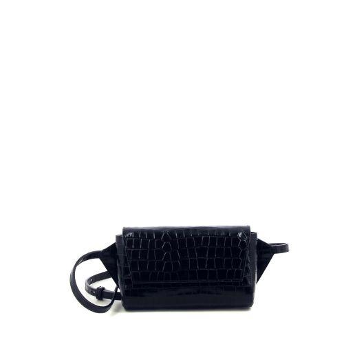 Kaai tassen handtas zwart 216625