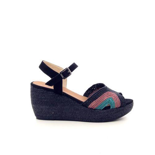 Kanna damesschoenen sandaal naturel 195750
