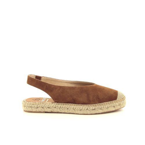 Kanna damesschoenen espadrille naturel 195757