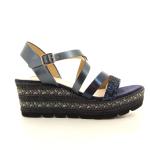 Kanna damesschoenen sandaal blauw 98889