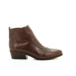 Kanna damesschoenen boots cognac 18347