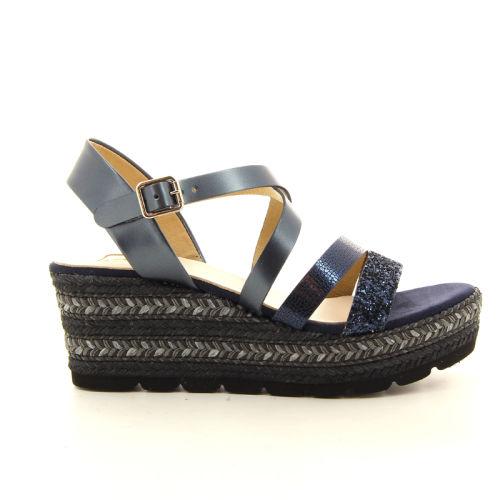 Kanna koppelverkoop sandaal donkerblauw 98889