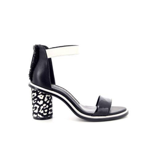 Kat maconie damesschoenen sandaal zwart 184395