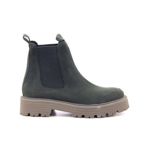 Kennel & schmenger damesschoenen boots kaki 219084