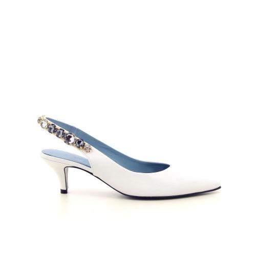 Kennel & schmenger damesschoenen sandaal wit 193416
