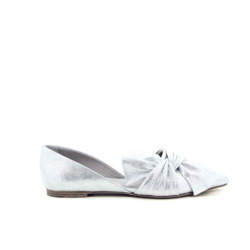 Kennel & schmenger damesschoenen ballerina zilver 169473