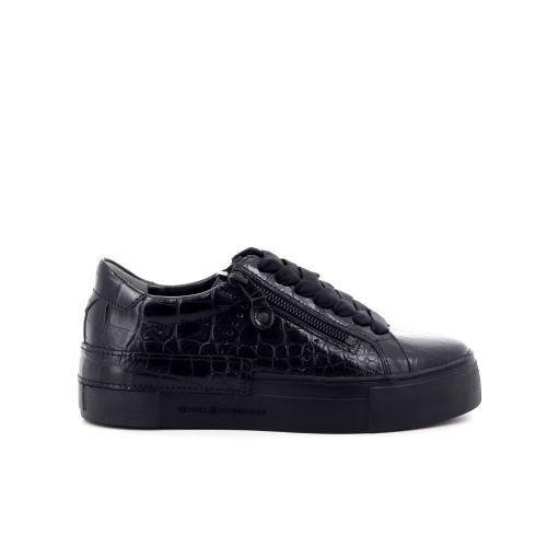 Kennel & schmenger damesschoenen sneaker zwart 209030
