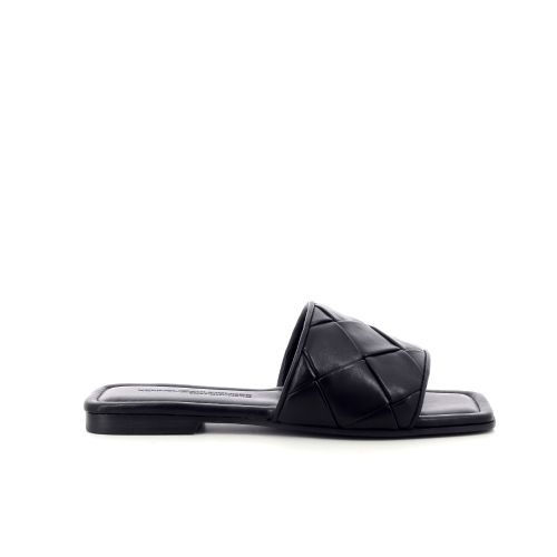 Kennel & schmenger damesschoenen muiltje zwart 213172