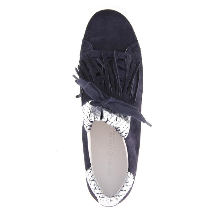 Kennel & schmenger damesschoenen sneaker blauw 10294