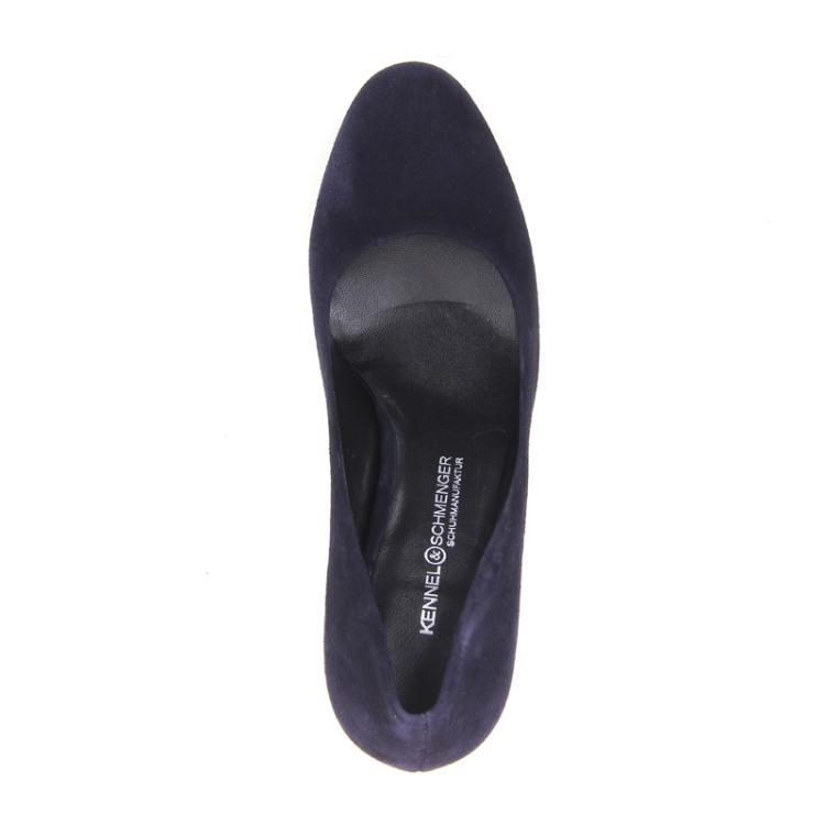 Kennel & schmenger damesschoenen pump donkerblauw 10338