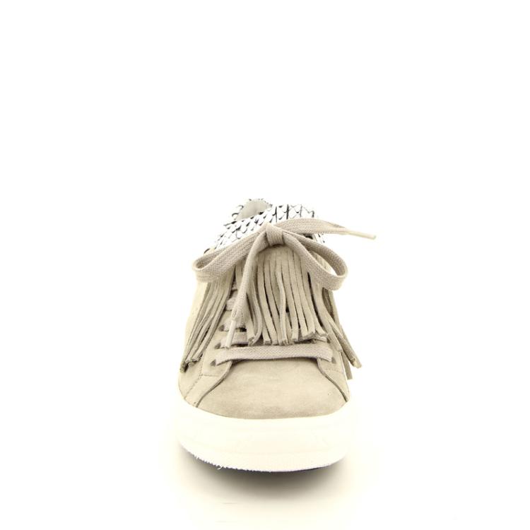 Kennel & schmenger damesschoenen sneaker taupe 10293